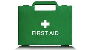 what should be in a workplace first aid kit