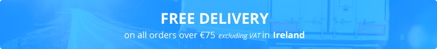 Free Delivery at Martin Services Dublin